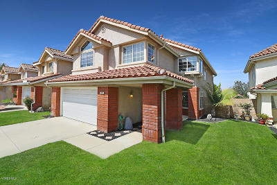 Simi Valley Single Family Home For Sale: 653 Warrendale Avenue
