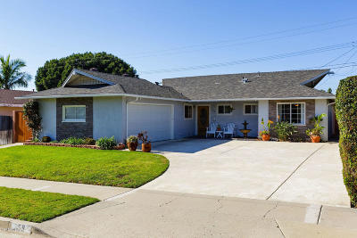 Ventura Single Family Home For Sale: 159 Harding Avenue