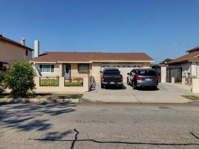 Oxnard Single Family Home For Sale: 2145 San Mateo Place