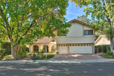 Westlake Village Single Family Home For Sale: 851 Hartglen Avenue