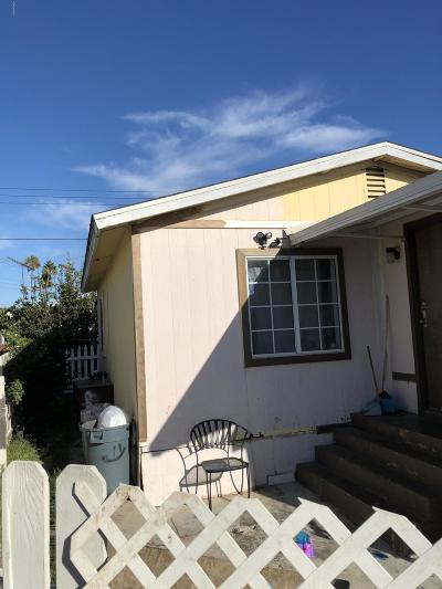 Oxnard Mobile Home For Sale: 4142 Serena Lane