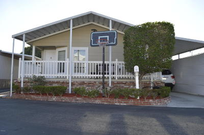 Oxnard Mobile Home Active Under Contract: 2400 E Pleasant Valley Road #108