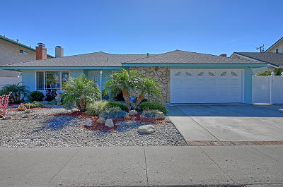 Oxnard Single Family Home For Sale: 920 Ivywood Drive