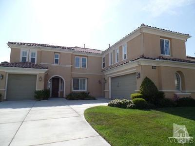 Moorpark Rental For Rent: 14131 Eaton Hollow Court