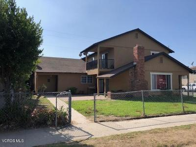 Oxnard Multi Family Home For Sale: 240 Canterbury Way