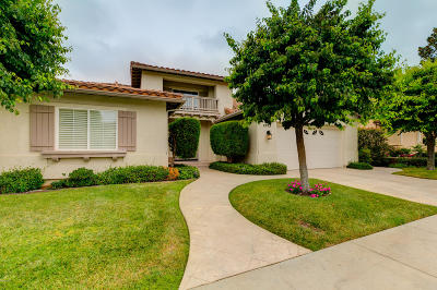 Camarillo Single Family Home Active Under Contract: 2973 Avenida De Autlan