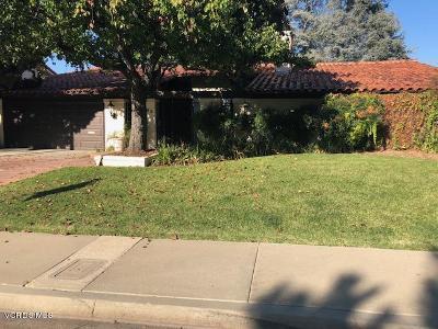 Westlake Village CA Single Family Home For Sale: $1,100,000