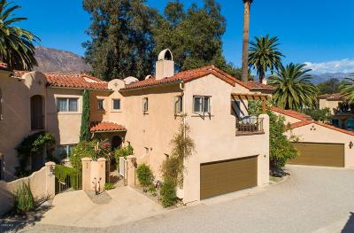 Ojai Condo/Townhouse For Sale: 209 S Montgomery Street