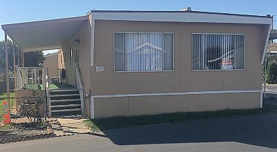 Oxnard Mobile Home Active Under Contract: 1853 Ives Avenue #131