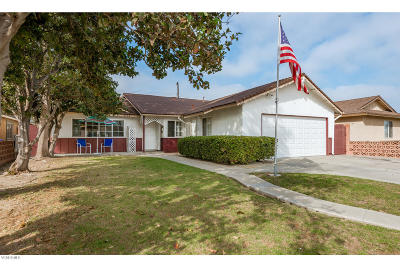 Port Hueneme Single Family Home For Sale: 1773 6th Street