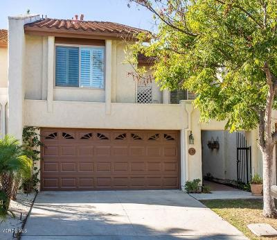 Thousand Oaks Condo/Townhouse Active Under Contract: 630 Kendale Lane