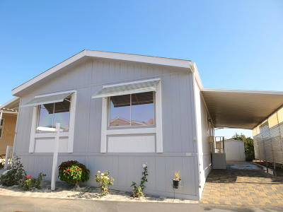 Ventura Mobile Home For Sale: 10685 Blackburn Road #24