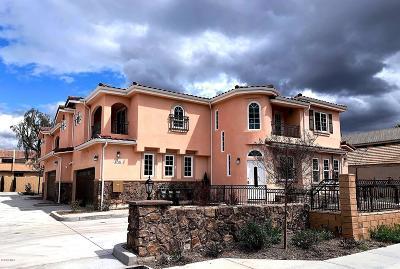 Simi Valley Condo/Townhouse For Sale: 1731 Patricia Avenue #2