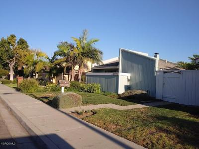 Ventura Single Family Home Active Under Contract: 10302 Alexandria Street