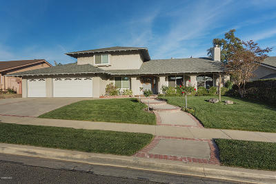 Simi Valley Single Family Home For Sale: 3112 Peoria Avenue