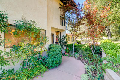 Ojai Condo/Townhouse For Sale: 410 Church Road #57