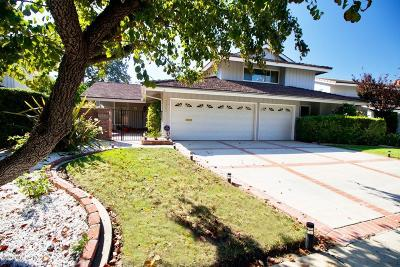 Westlake Village Single Family Home For Sale: 1453 Cheswick Place