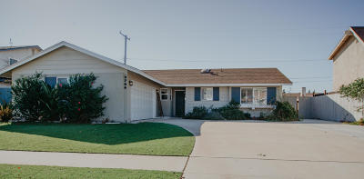 Camarillo Single Family Home For Sale: 2766 Wendell Street