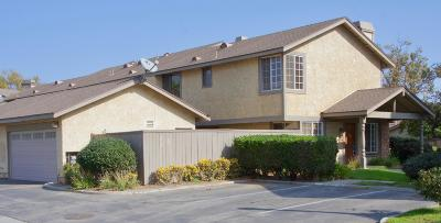 Ventura Condo/Townhouse For Sale: 1846 Rogue River Circle