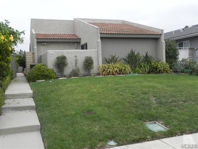 Camarillo Rental For Rent: 912 Belmont Street