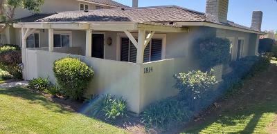 Thousand Oaks Condo/Townhouse For Sale: 1814 E Avenida De Las Flores