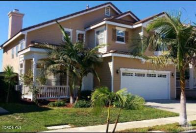 Ventura Single Family Home For Sale: 733 Bennett Avenue