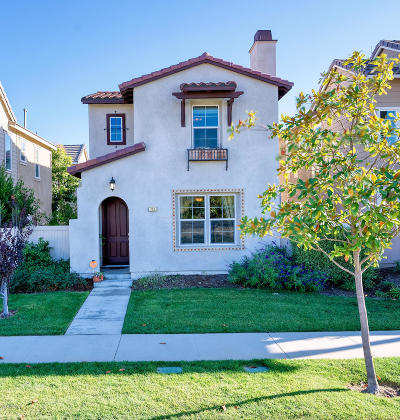 Oxnard Single Family Home Active Under Contract: 702 Owens River Drive