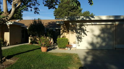 Camarillo Single Family Home Active Under Contract: 15126 Village 15