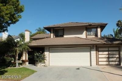Oxnard Single Family Home For Sale: 1821 Carmen Way