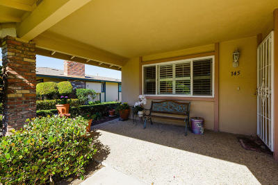 Port Hueneme Single Family Home For Sale: 145 E Alta Green