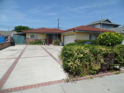 Oxnard Rental For Rent: 931 G Street