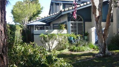 Ventura County Condo/Townhouse For Sale: 2663 Discovery Cove