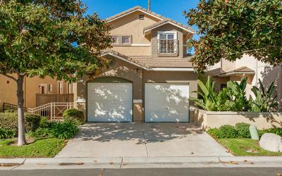 Oxnard Single Family Home For Sale: 2043 Veracruz Lane