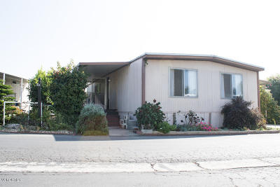Ventura Mobile Home For Sale: 123 Gay Drive