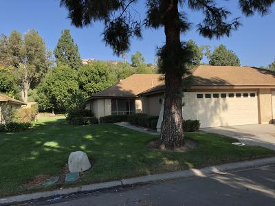 Camarillo Single Family Home For Sale: 9149 Village 9