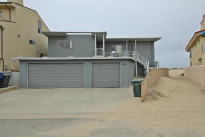 Oxnard Single Family Home For Sale: 3289 Ocean Drive