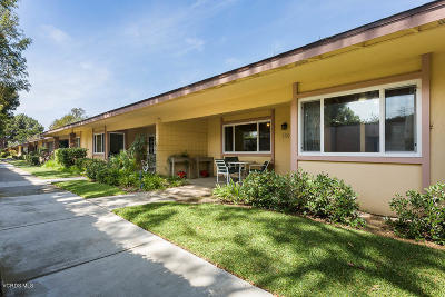 Ventura County Condo/Townhouse For Sale: 159 E Channel Islands Boulevard