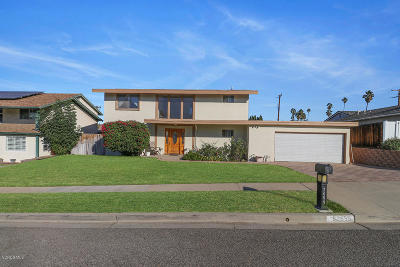 Simi Valley Single Family Home For Sale: 2659 Lembert Street