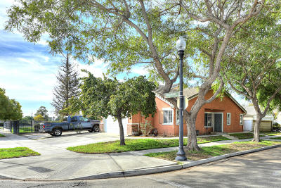 Oxnard Single Family Home For Sale: 535 Valentina Drive