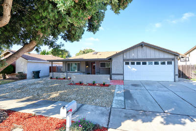 Oxnard Single Family Home Active Under Contract: 3461 Regatta Place