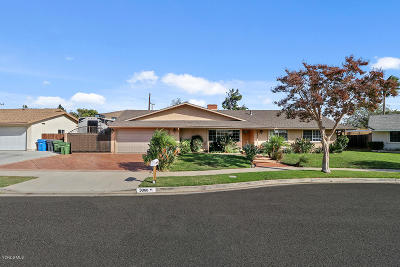 Simi Valley Single Family Home For Sale: 3006 Travis Avenue
