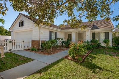 Oxnard Single Family Home For Sale: 565 Rosalinda Drive