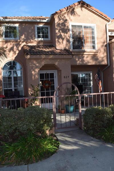 Oxnard Rental For Rent: 827 Moby Dick Lane