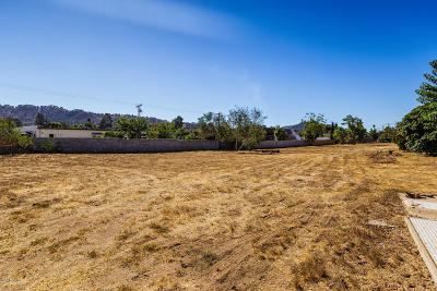 Ventura County Residential Lots & Land For Sale: 36 Kunkle Street