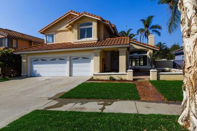 Oxnard Single Family Home For Sale: 2501 Hillrose Place