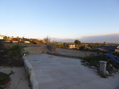Ventura Residential Lots & Land For Sale: 536 Skyline Road