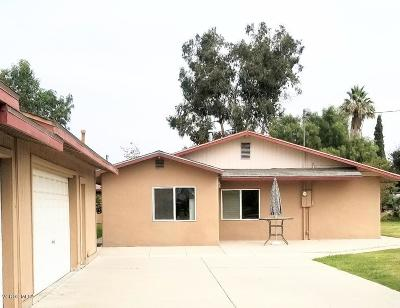 Oxnard Single Family Home For Sale: 977 E Collins Street