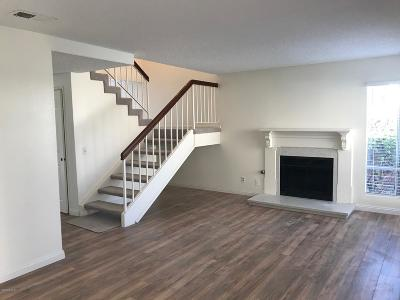 Oxnard Condo/Townhouse For Sale: 5319 Perkins Road