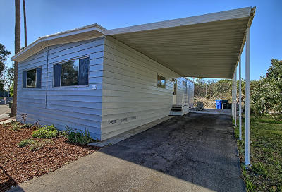 Santa Paula Mobile Home For Sale: 265 Beckwith Rd Road #88a