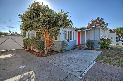 Ventura Single Family Home For Sale: 350 Barry Drive